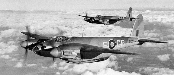 de Havilland Mosquito.