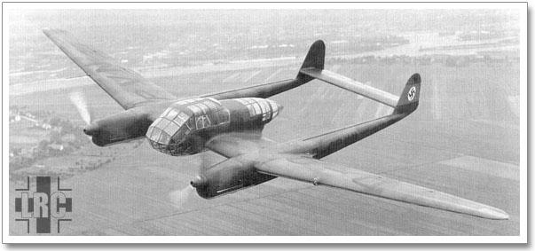 Resultado de imagen para Focke-Wulf Fw 189 Uhu
