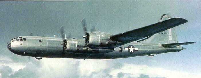 Bombardero b 29